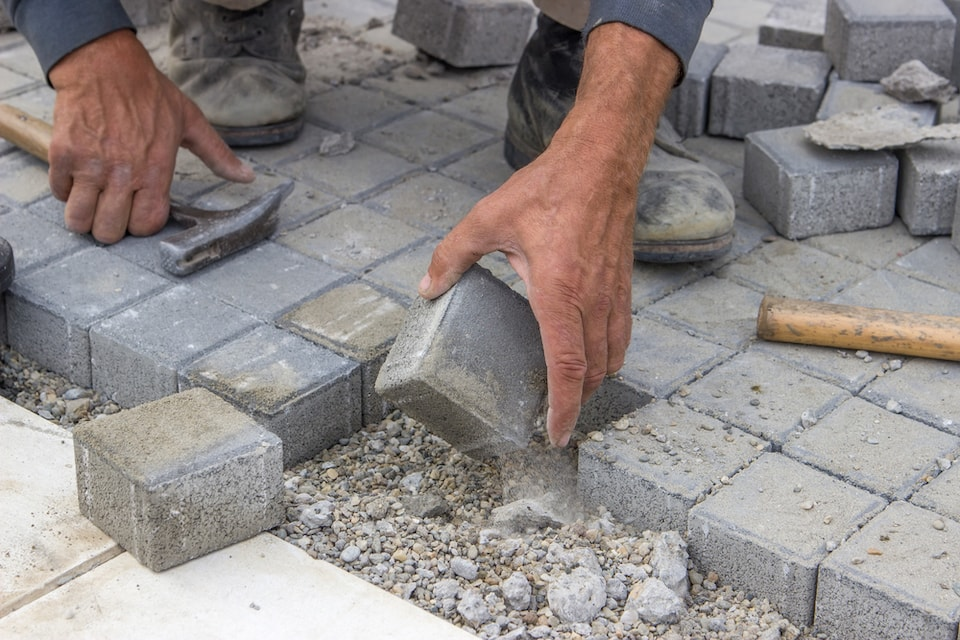 Brick Pavers Landscaping
