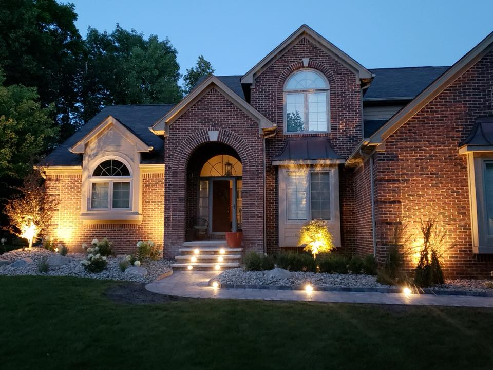 Lighting Landscape Design