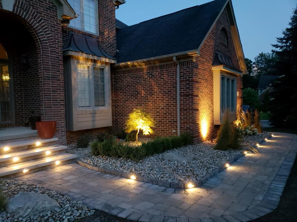 Luxury Residential Landscaping Bloomfield Hills, MI
