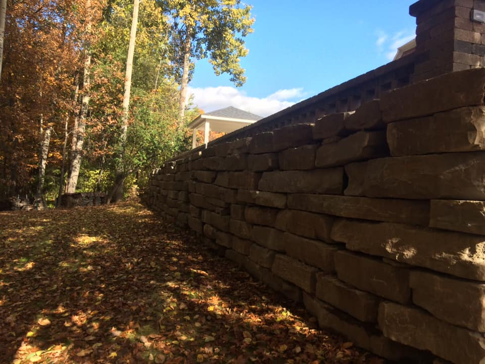 Retaining Walls Landscape Design
